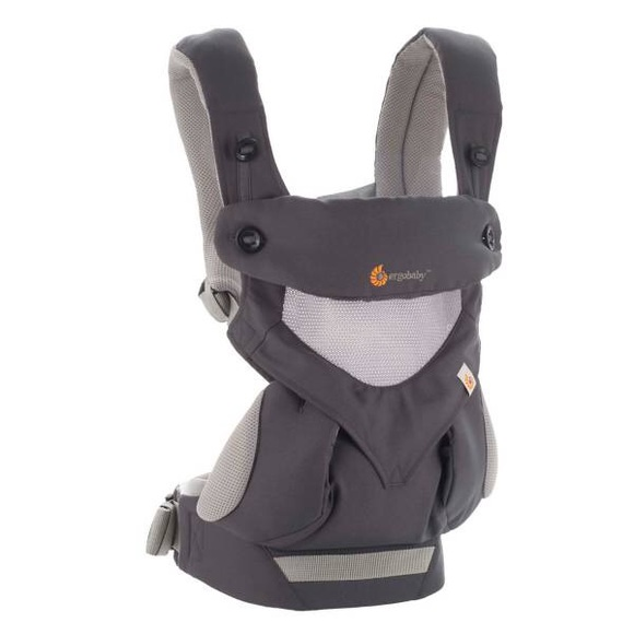 33f0f9b79a7 ERGObaby  Four Position 360 Cool Air  Baby Carrier